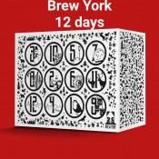 Brew York - 12 Beers of Christmas Box