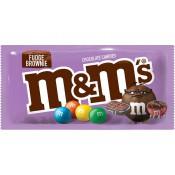 Chocolate - M&M USA - Fudge Brownie