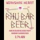 Yorkshire Heart - Rhu-bar