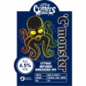 Little Critters - C Monster