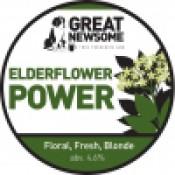 Great Newsome - Elderflower Power