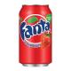 Drinks - Fanta USA - Strawberry