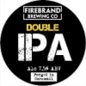 Firebrand Brewing Co - Double IPA