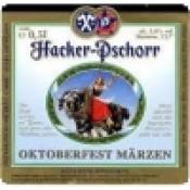 Hacker Pschorr - Oktoberfest Marzen