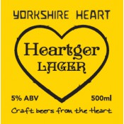 Yorkshire Heart - Liberty Lager