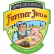 Farmer Jim's - Strawberry & Kiwi 500ml draught can fill