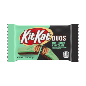Chocolate - Kit Kat USA Duo - Mint & Dark Chocolate