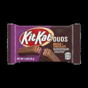 Chocolate - Kit Kat USA Duo - Mocha & Chocolate