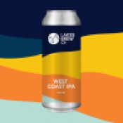 Lakes Brew Co - West Coast IPA
