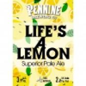 Pennine - Life A Lemon