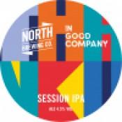 North Brew - North X In Good Company X Margaret Calvert Session IPA
