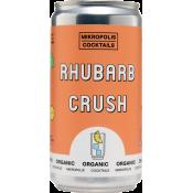 Cocktail - Mikropolis Cocktails - Rhubarb Crush