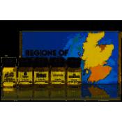 Whisky - Regions of Scotland Whisky Tasting Set