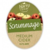 Harry's - Scrummage 500ml Draught can fill