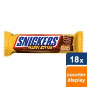Chocolate - Snickers USA - Crunchy Peanut Butter