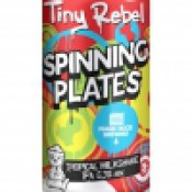 Tiny Rebel - Spinning Plates