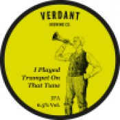 Verdant - I Played Trumpet On That Tune!